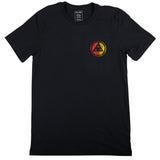 Welcome Phillip S/S Tee (Vintage Black/Orange/Yellow)