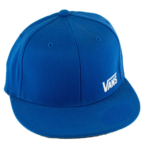 Vans Splitz Flexfit Hat (True Blue)