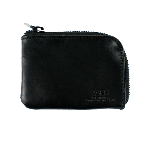 Vans Buckden Zip Wallet (Black)