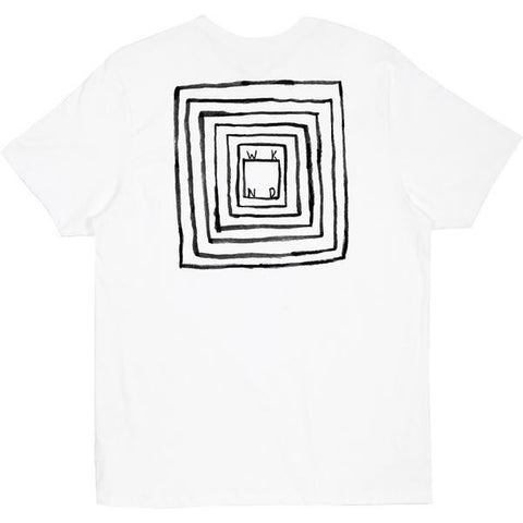 Wknd Tight Corners S/S Tee (White)