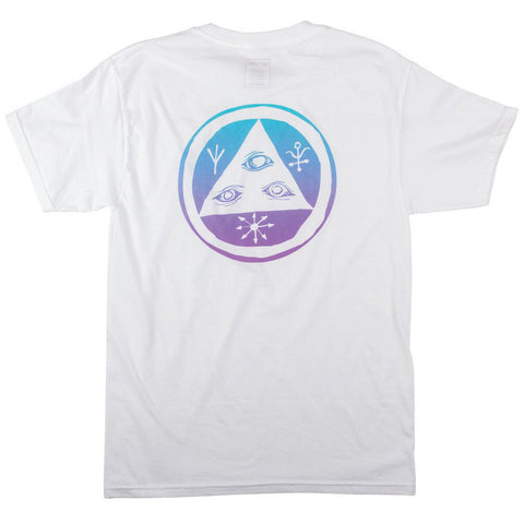 Welcome Talisman S/S Tee (White/Blue/Lavender)