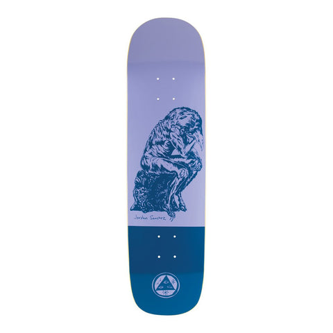 Welcome Crinker On Yung Nibiru Deck (Lavender/Blue)