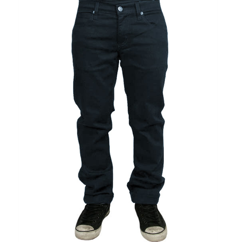 Rustic Dime Slim Fit Denim (Midnight Black)