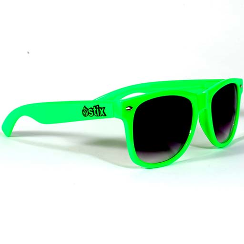 Stix Cruz Sunglasses (Green/Black)