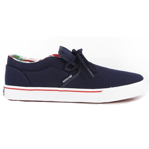 Supra Cuba Shoes (Navy/Black/White)