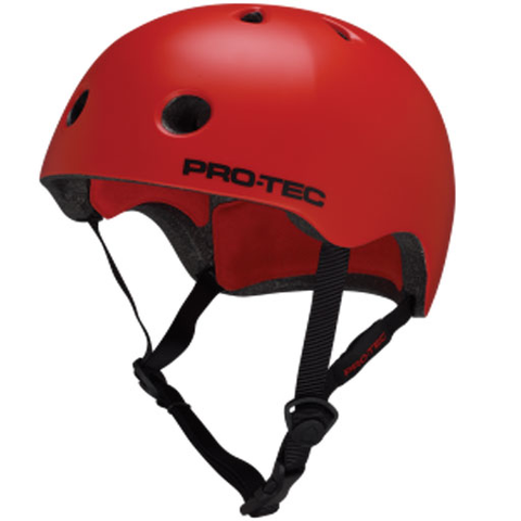 Pro-Tec Street Lite Helmet (Satin Blood Orange)