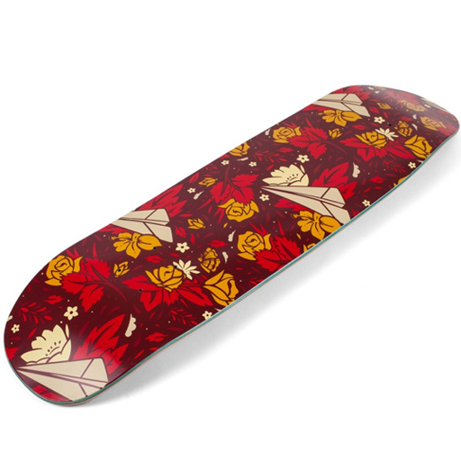 Benny Gold Dolores Cruiser Deck (Grip Included/Red)