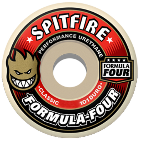 Spitfire Formula Four Classic Wheels (101D/White)