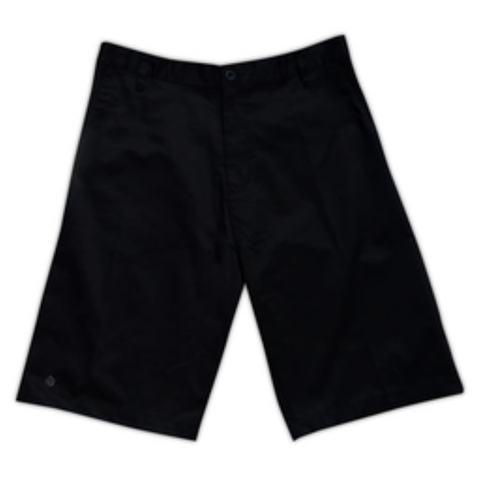 Stix Chantry Chino Shorts (Black)
