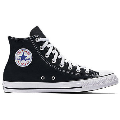 Converse Chuck Taylor All Star High Shoes (Black/White)