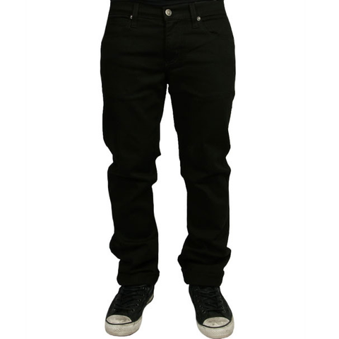 Rustic Dime Slim Fit Denim (Black)