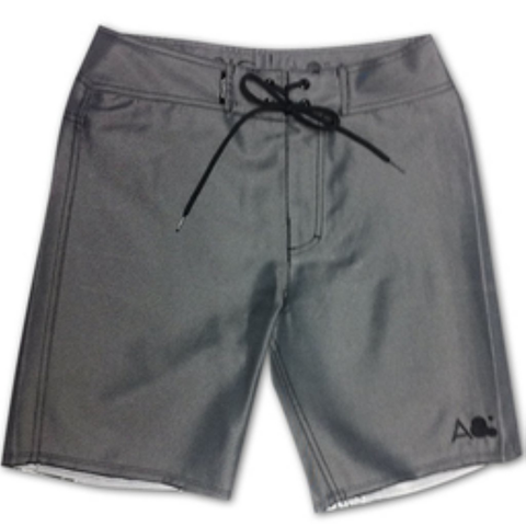 Ambig Maiden Mens Boardshorts (Black)