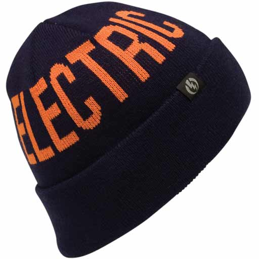 Electric Payton Beanie (Navy)