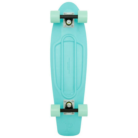 "Penny Nickel 27"" Skateboard Complete (Tinted Mint)"