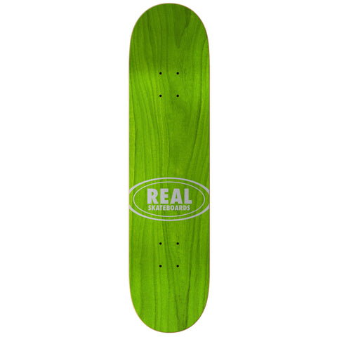 Real Brockel Oval Limited Deck Top