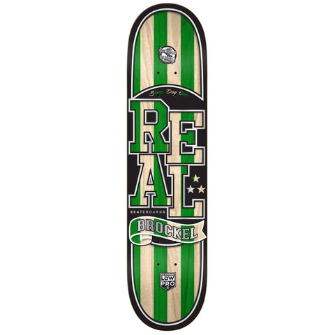 Real Brockel Spliced Lopro Deck