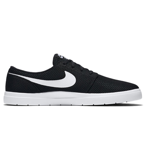 Nike SB Portmore II SS Shoes (Black/Grey/White)