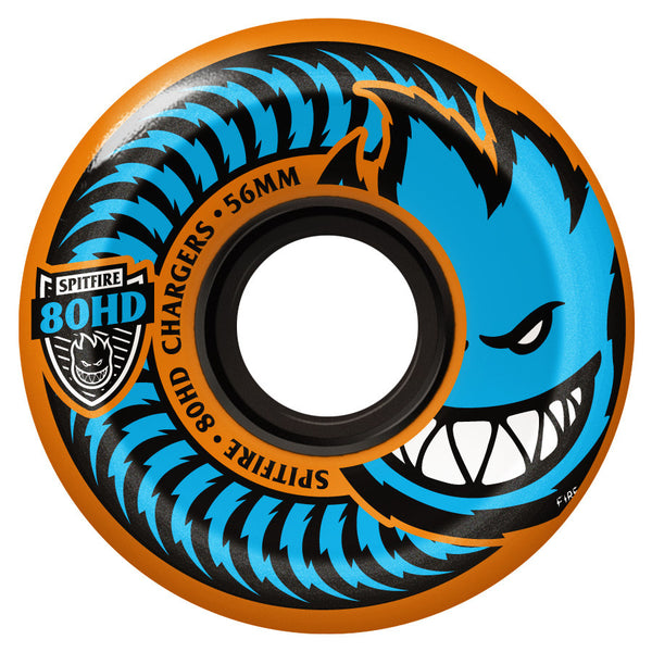 Spitfire 80 HD Charger Classic Wheels (Orange)