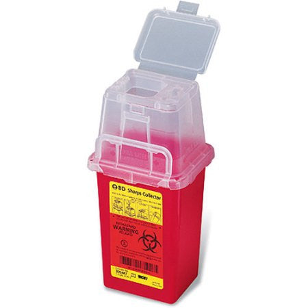 1.5qt Sharps Container