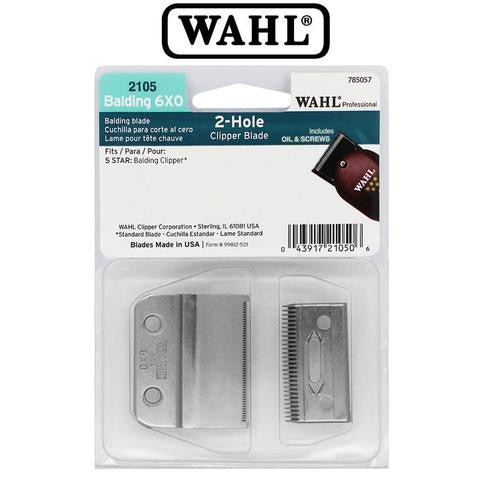 Wahl 2-Hole Clipper Blades