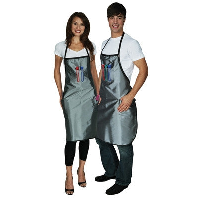 Salon Chic Metallic Salon Apron