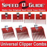 Speed O Guide Universal Clipper Combs