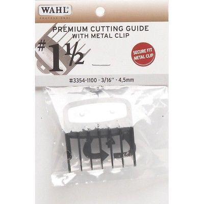 Wahl Premium Clipper Guide w/ Metal Clip