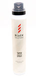 Black Solutions Taper Spray