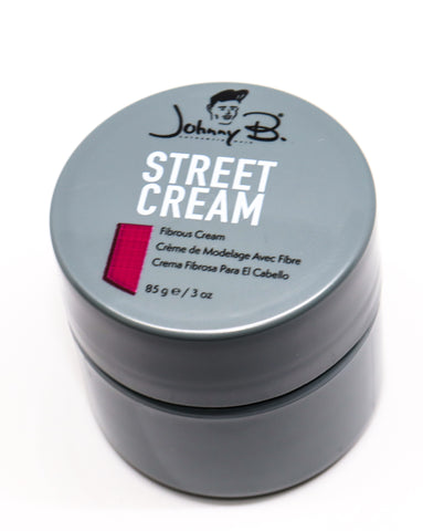 Johnny B Street Cream