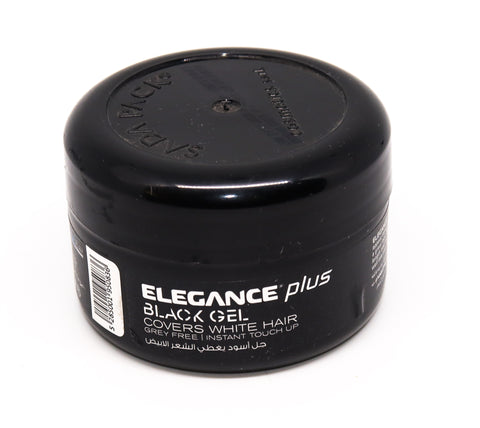 Elegance Plus Black Gel