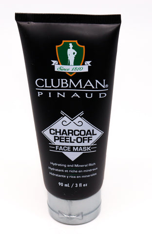 Clubman Pinaud Charcoal Face Mask
