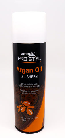 Argan Oil Sheen