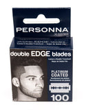 Personna 100 pack coated blades