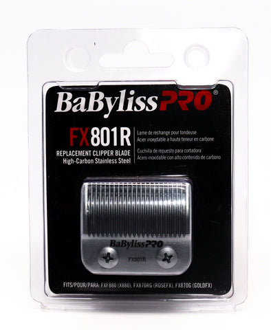 BaByliss FX800 Clipper Blades