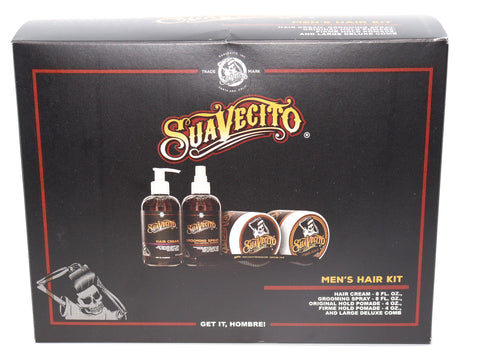 Suavecito Hair Kit