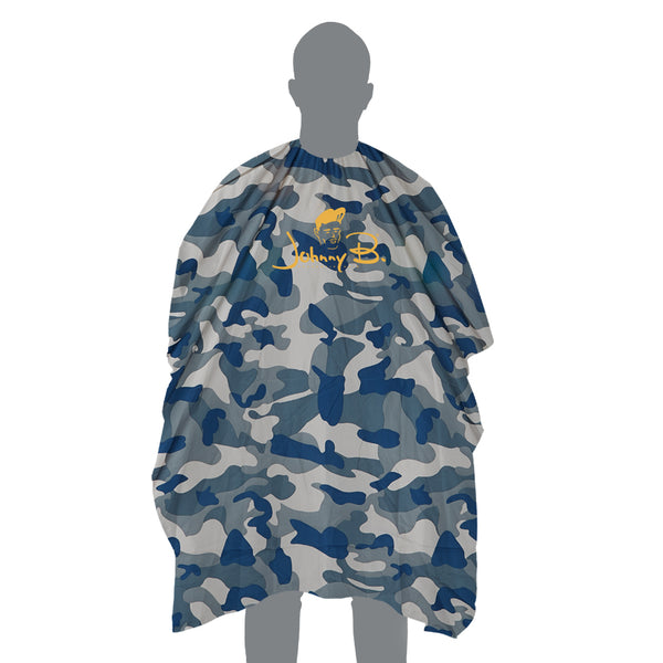 Johnny B Camo Capes