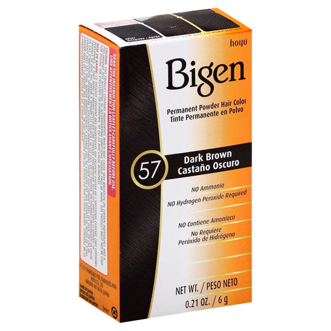 Bigen Permanent Powder Hair Colors