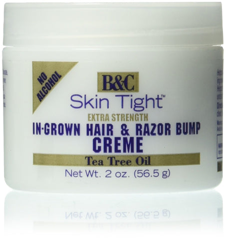 B&C Skin Tight In-Grown Hair and Razor Bump Creme