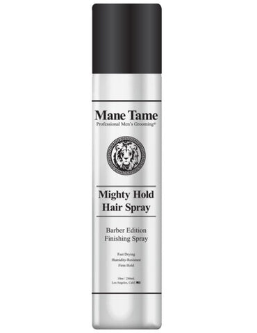 Mane Tame Might Hold Hair Spray