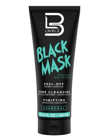 Level 3 Black Mask