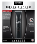 Andis Excel 2-Speed