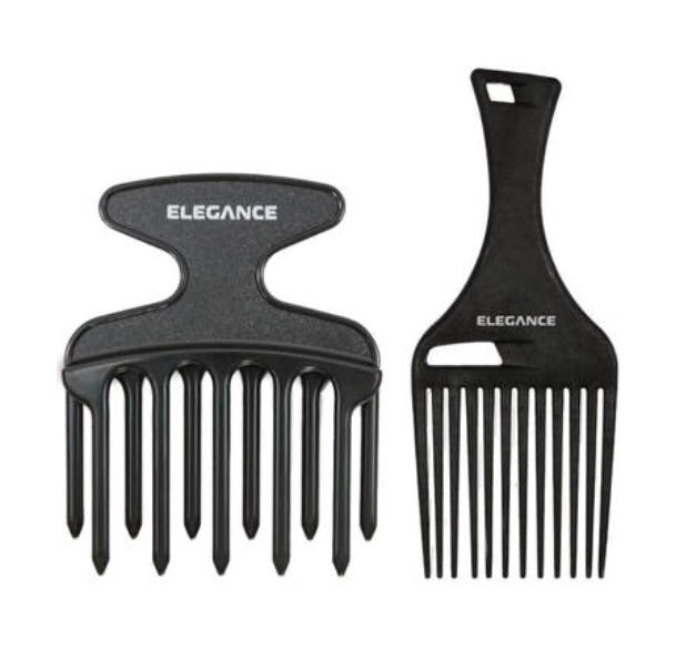 Elegance Hair Styling Pick Set