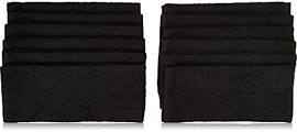 Partex Black Towels