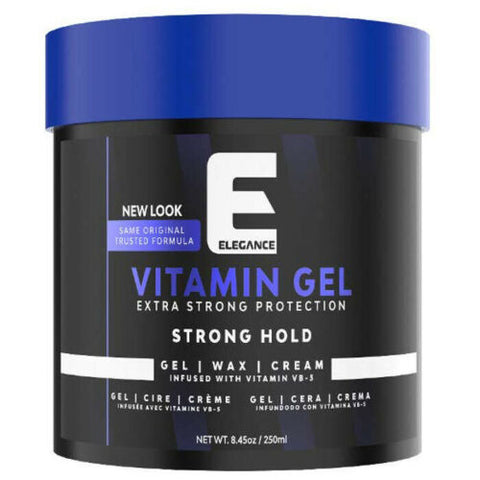Elegance Strong Hold Vitamin Gel
