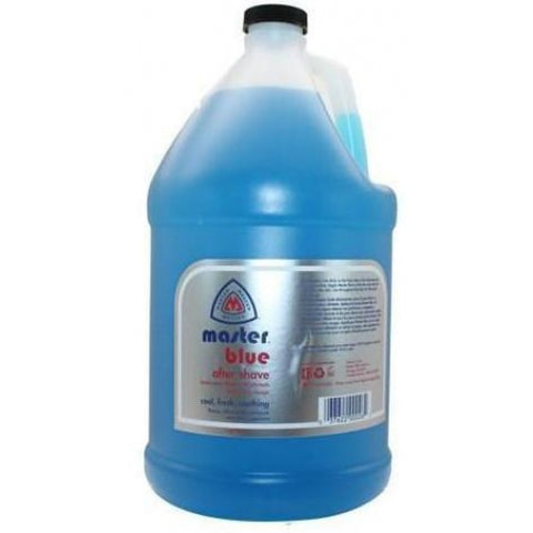 Master Aftershave Blue Gallon