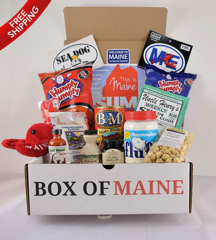 box of maine