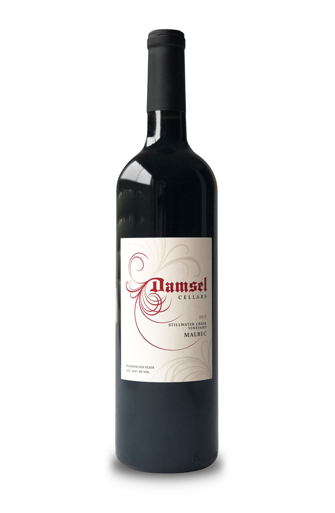 2017 Damsel Stillwater Creek Malbec