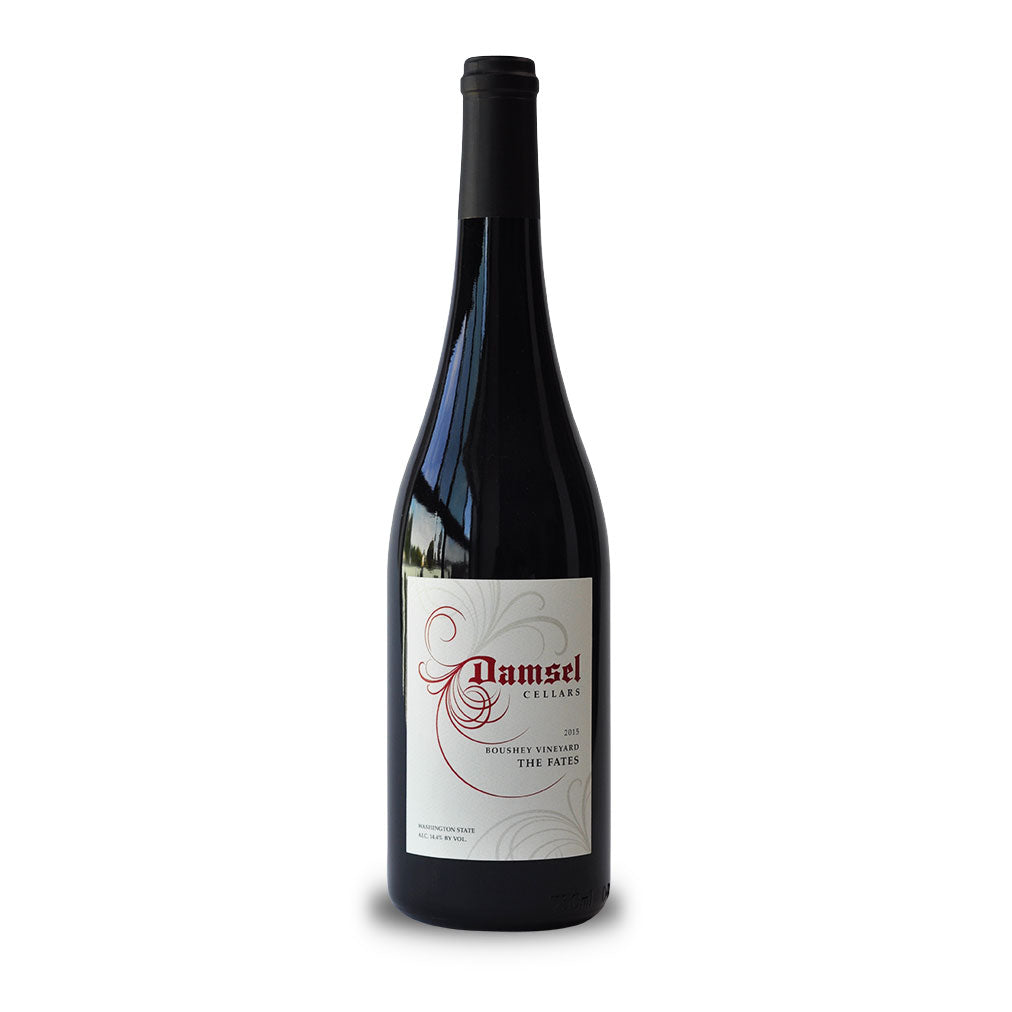 2015 Damsel Cellars 'The Fates' GSM Blend