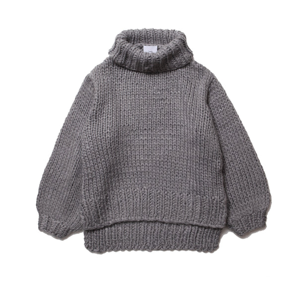 Hand Rough Gauge Knit