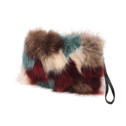 Mix Fur Clutch